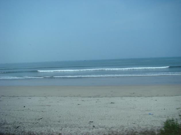 Serene Beaches near Pune