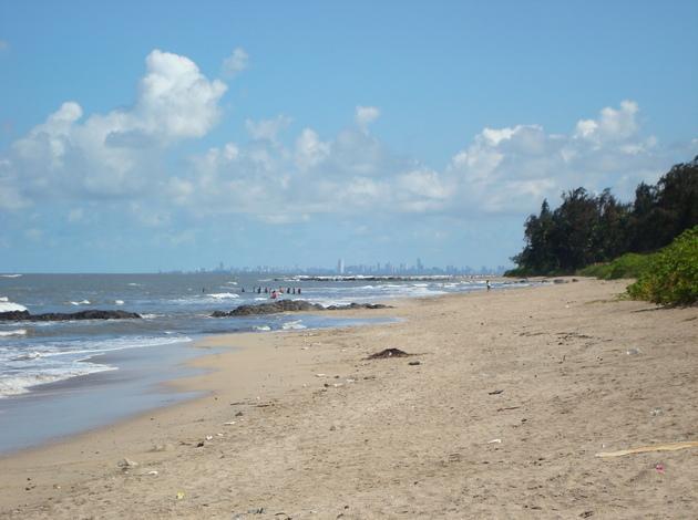 beaches from pune