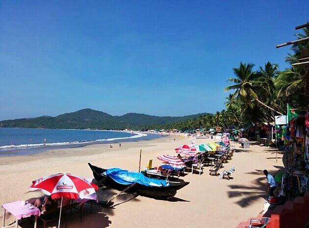 Palolem Beach - Best Things to do in Goa