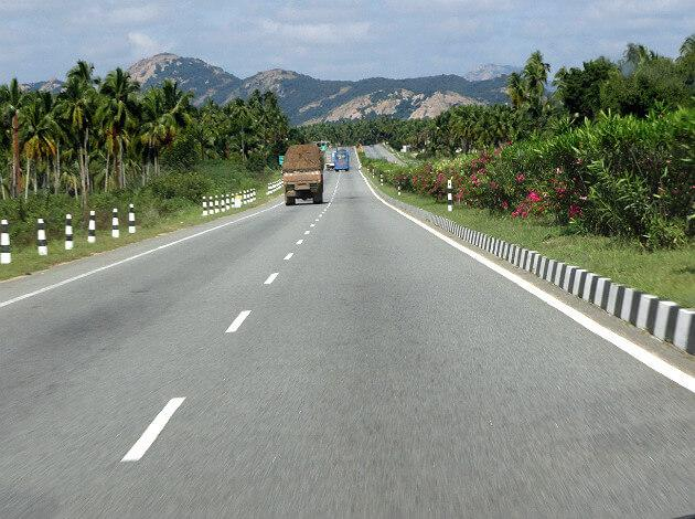 NH-4, bombay to goa route distance and time taken