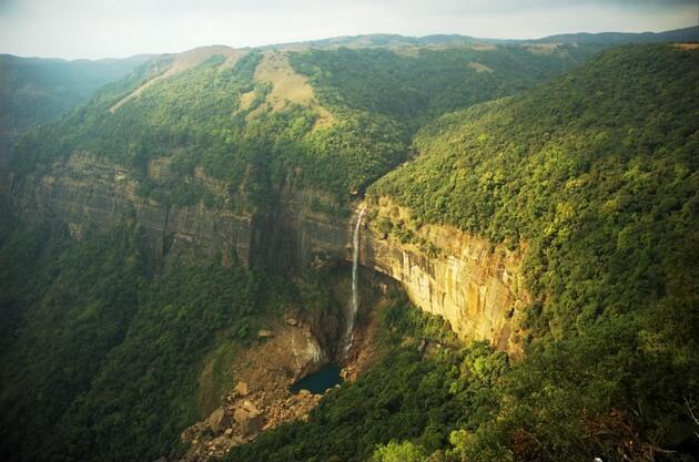 Cherrapunjee - Best Hill Station