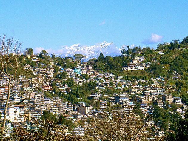Kalimpong - Coldest Hill Station