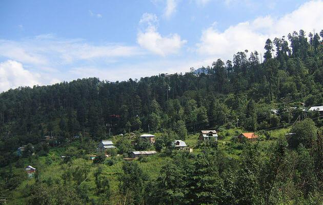 Patnitop - Famous Hill Station