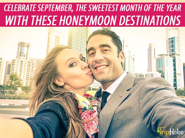 honeymoon destinations in September