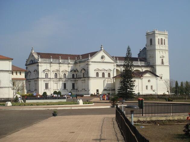 24 hours in Goa