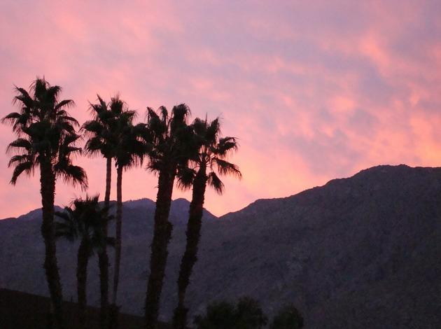 Palm Springs for the best resorts in US