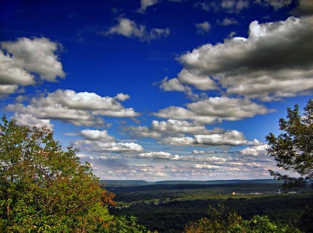 Pocono Mountains