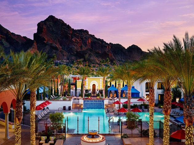 Scottsdale - best honeymoon spot in United States