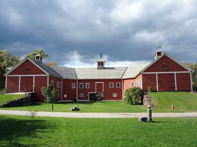 Vermont - for a non beach honeymoon in US