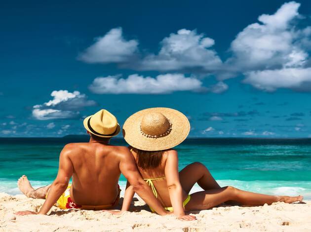 beaches in Langkawi for honeymooners