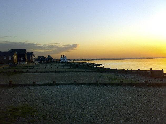 Whitstable - romantic weekend for the couples