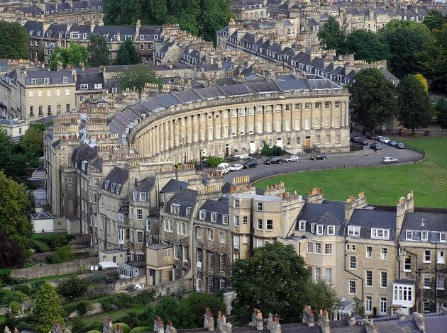 Bath - historical weekend getaway