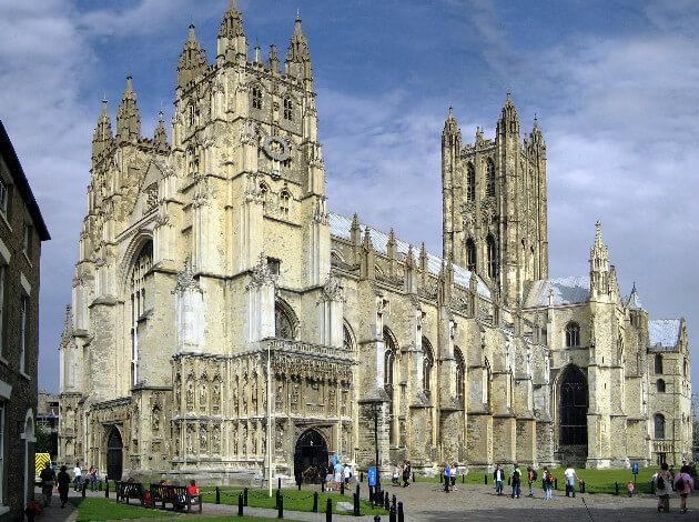 Canterbury - place where londoners go for weekend