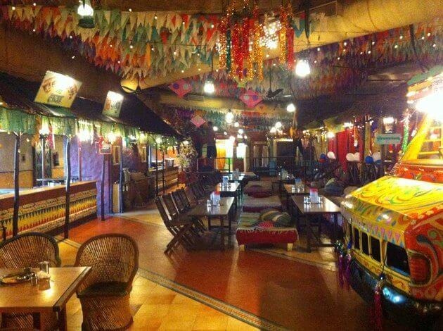 Theme Restaurants in Mumbai