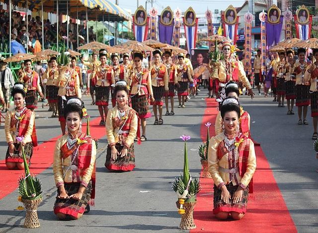 festivals in thailand