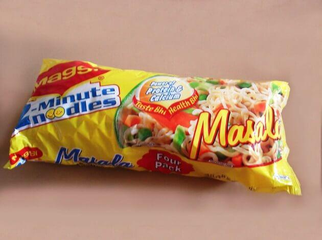 best places to have maggi in india
