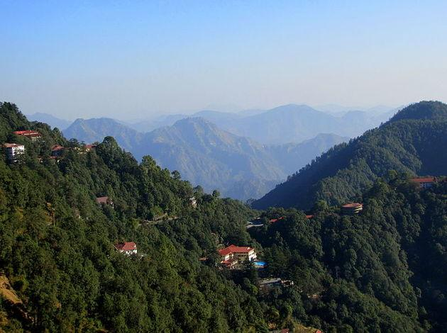 Mussoorie - magical hill station within 300 kms from Delhi