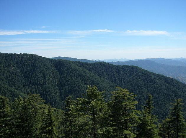 Shimla - Within 500 Kms from Delhi