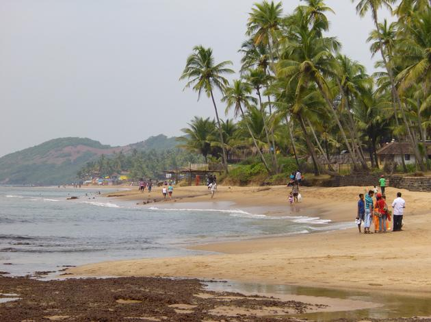 hidden place in goa