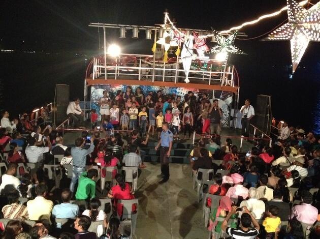 Goa cruise parties