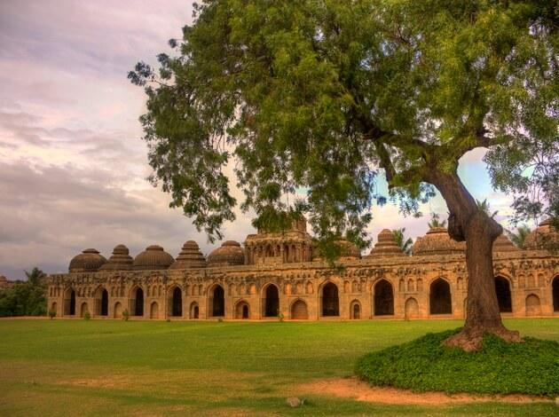 Hampi - place to visit in India under 10000