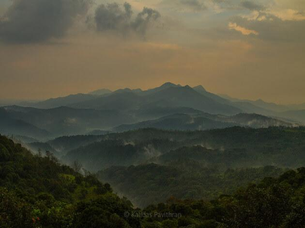 Coorg a favorite monsoon honeymoon destinations in India