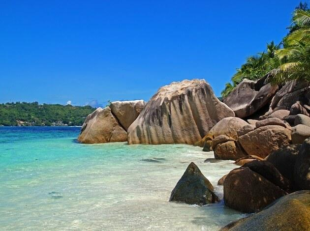 Seychelles - top celebrity honeymoon destination