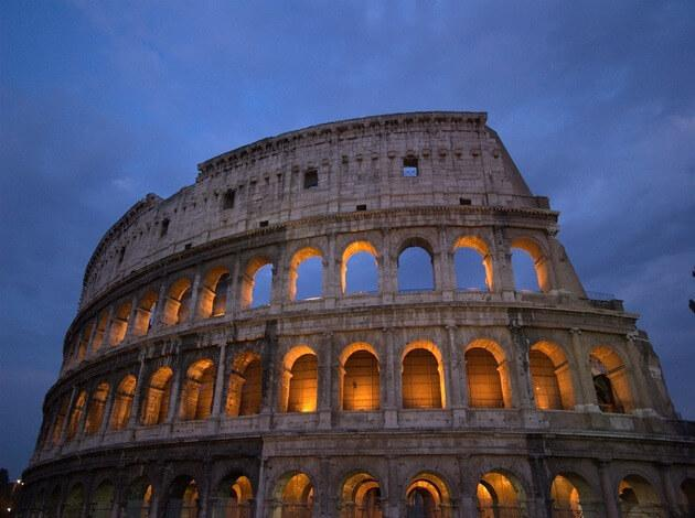 Rome - best place for a honeymoon in Italy