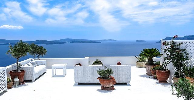Greece - ideal honeymoon destination in september
