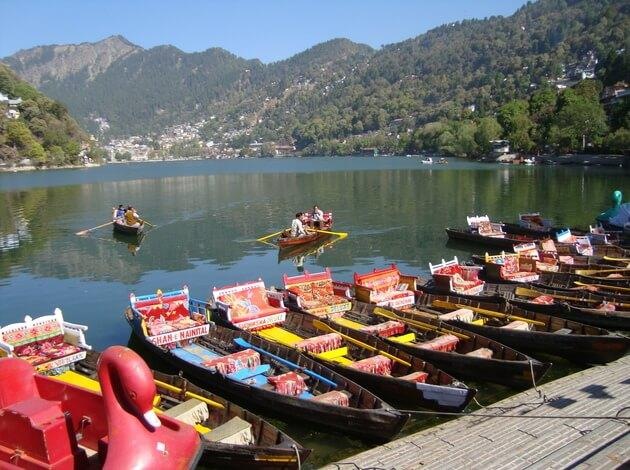 Nainital - the best hill station in India