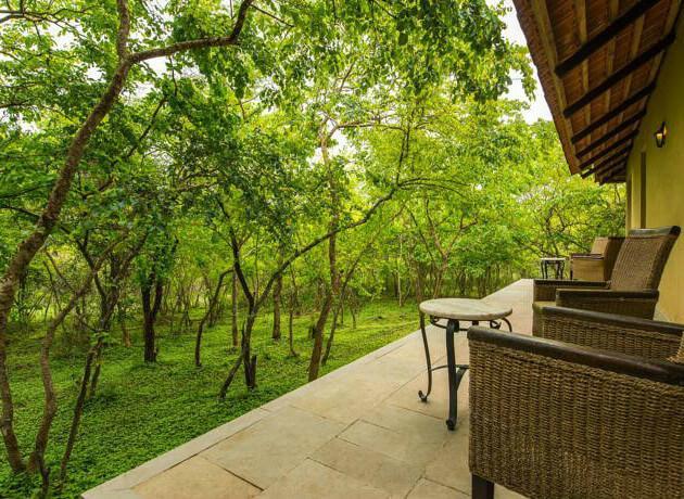 Jungle Resorts Around Bangalore