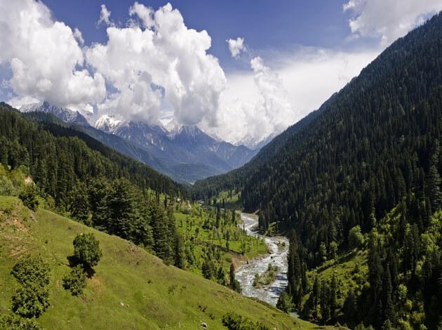 best hotels in Kashmir