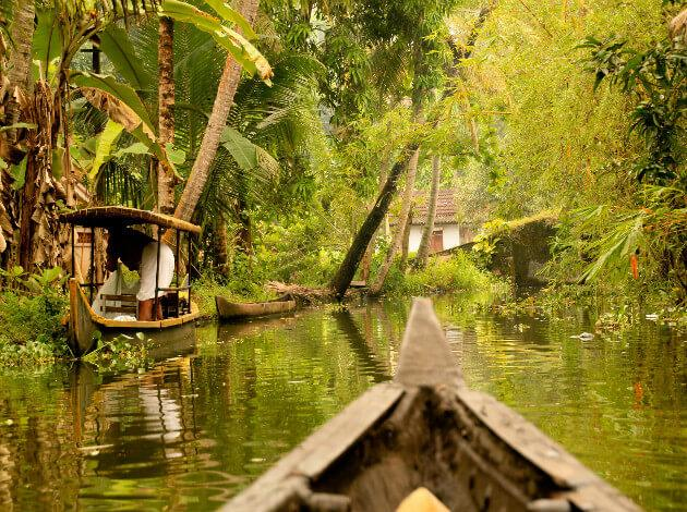 Alleppey - a heavenly place during july-august