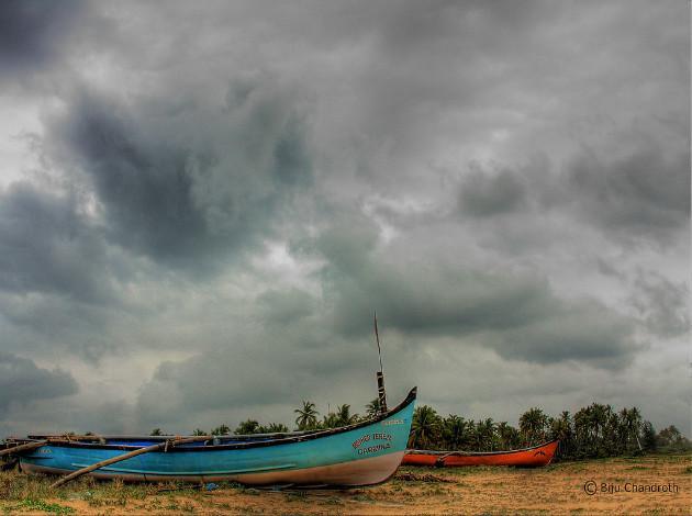 Goa - off season in monsoon