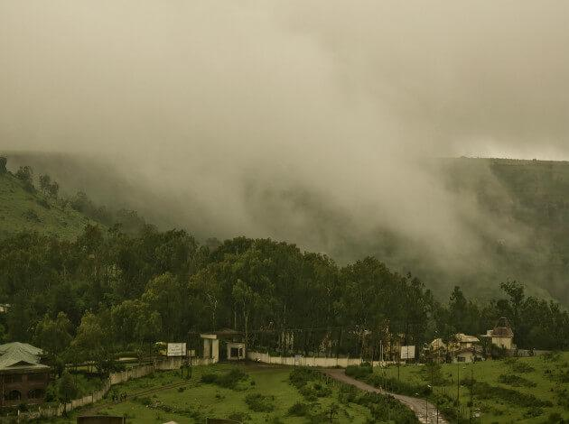 Mahabaleshwar - monsoon is the beat season