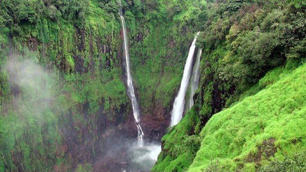 Thoseghar falls - must visit during monsoon