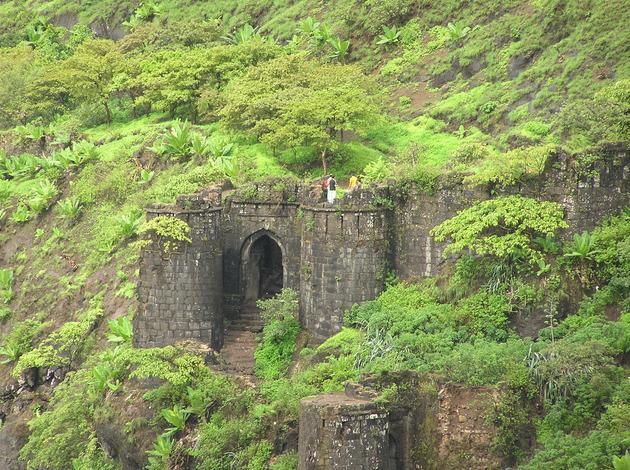 Trekking the Sinhagad