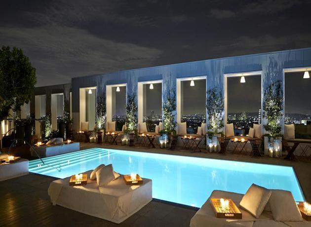 These 10 Rooftop Pools In California Will Give You A Sudden Urge To Take A Swim Triphobo