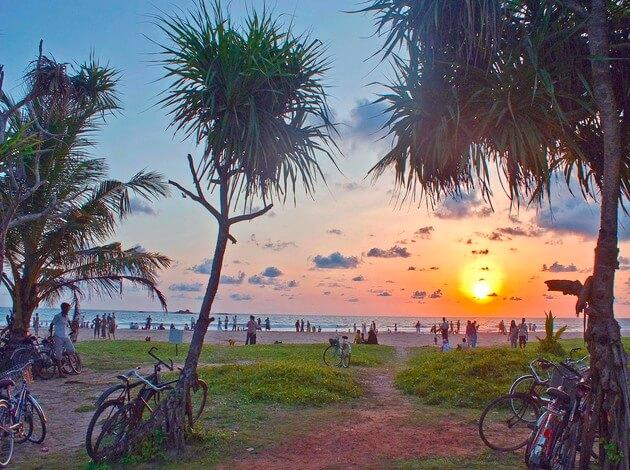Colombo - a popular place for honeymoon in November