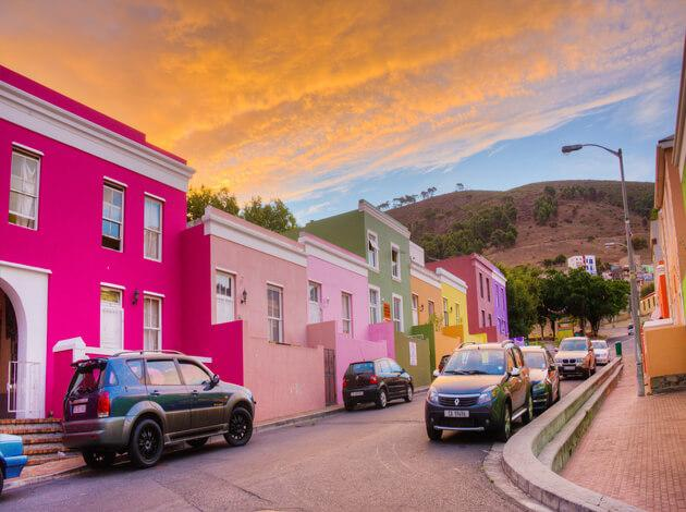Cape Town - romatic journey in November