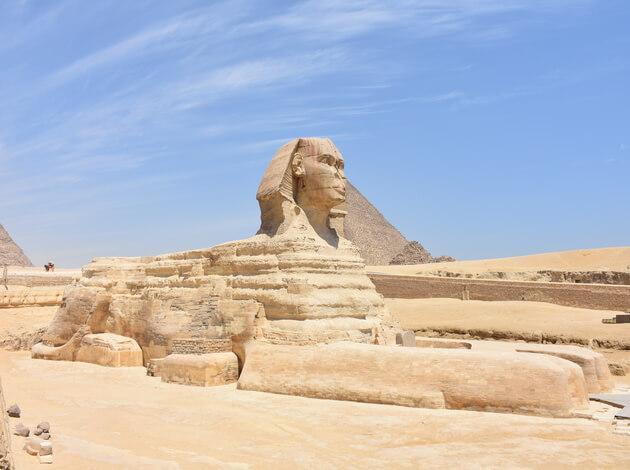 Giza - honeymoon destinations in November
