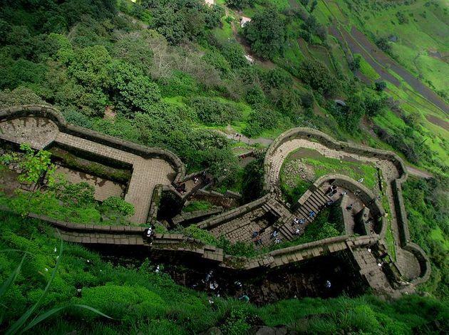 Lohagad - most famous hill fort in maharashtra