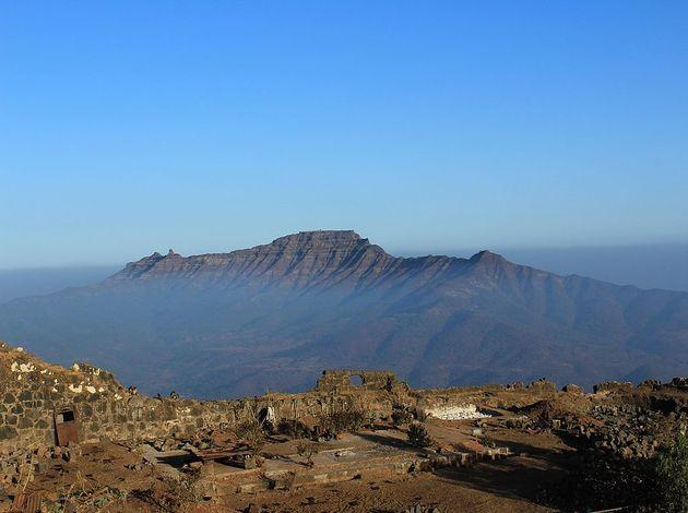 Torna - highest fort in Pune
