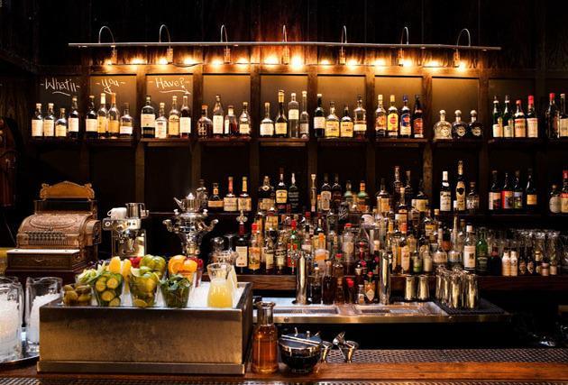 hidden bars in NYC