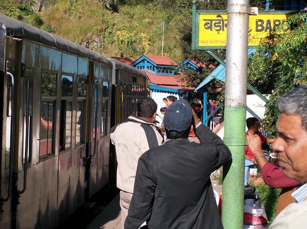 Barog - an unique place to visit near Delhi