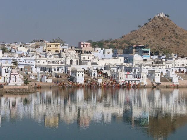 popular tourist places near Delhi - Pushkar and Ajmer