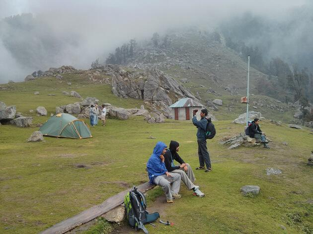 Triund for the trekkers