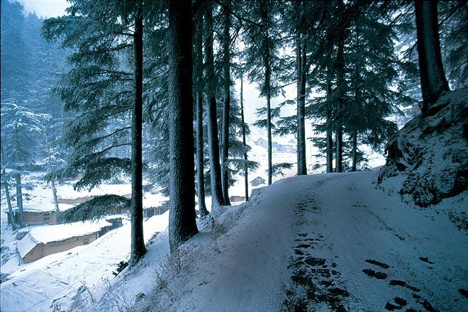 Dalhousie - best spot for couples on honeymoon