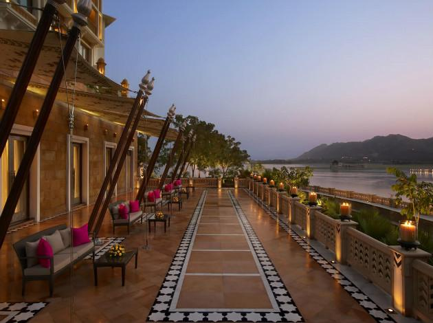 Udaipur - luxurious honeymoon in December