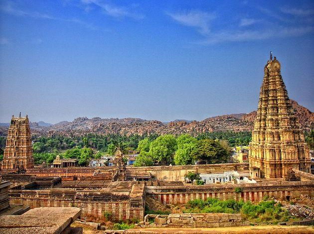 Hampi - lots of affordable accommodations
